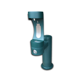 outdoor bottle filler