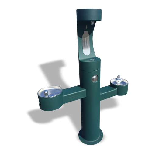 Ecofil outdoor bottle filer