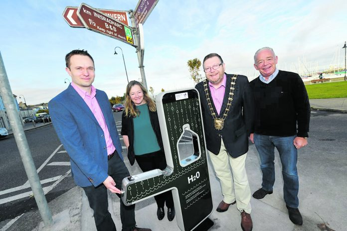 New water filling stations for Howth and Malahide